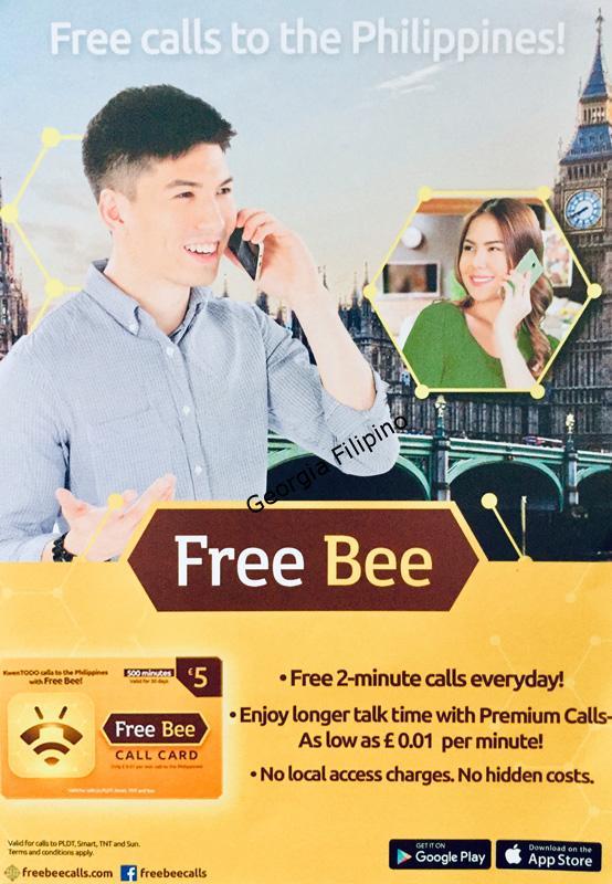 Affordable Calls to Philippines - Georgia Filipino Shop